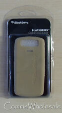 Genuine Blackberry 8120 / 8130 Beige Protective Silicone Phone Skin