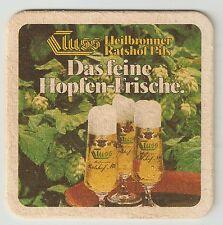 16 Cluss Pils  Advertising Carnival  German Beer Coasters