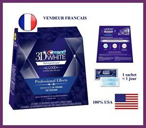 Crest 3D 14 bandes - Patch Dentaire (7 jours)