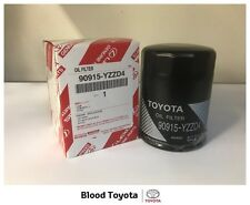 Genuine Toyota Oil Filter 90915YZZD4  -  Prado - Landcruiser - Hilux