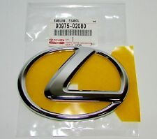 FOR 2006 LEXUS 24KT GOLD PLATED GS300 AWD ALL WHEEL DRIVE EMBLEM KIT