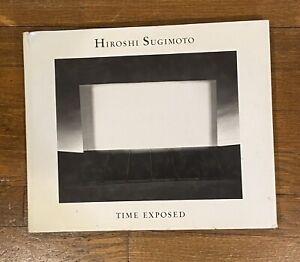 Hiroshi Sugimoto, Time Exposed, HBDJ, Art Photography, Kellein, 1995