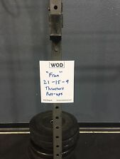 WOD Magnet-Magnetic Dry erase board-Crossfit-Weightlifting-Fitness Gymnastics