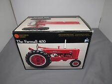ERTL PRECISION 1/16 McCormick Deering FARMALL 400 #13 IH Tractor on Rubber NEAT!
