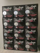 Rawlings New Official Major League Baseballs, ROMLB Selig 12 Per Box
