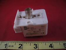 Square D 9001 KM31 Ser H Pilot Light Switch Base 6v ac/dc 9001KM31 Nos New Nnb