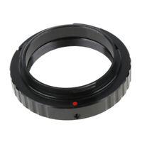 T2-PK T2 T Mount Lens to PK Camera Adapter Ring for Pentax K DSLR SLR Camera
