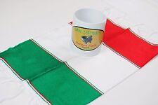 Serape Placemat Sarape Mexican Flag Southwestern Southwest Fringed Set 6