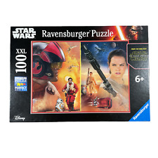 Ravensburger Star Wars 100 XXL Piece Jigsaw Puzzle   Complete