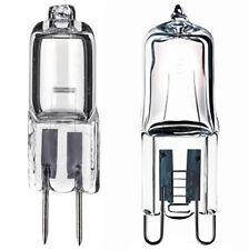 Eveready Halogen Capsule Light Bulbs 10w 16w 20w 25w 33w 40w - G4 G9 -240v / 12v