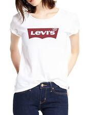 Levi's T-Shirt Damen Shirt Levis Batwing Graphic Tee 501 - LBX-DA   [ S - XL ]