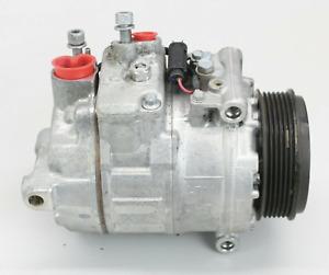 Oem 2006-2012 Mercedes W164 ML550 GL450 GL550 A/C AC Air Conditioning Compressor