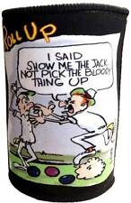 AKO'S LAWN BOWLS STUBBY HOLDER & MICROFIBRE BOWLS CLOTH GREAT GIFT IDEA