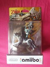Amiibo Link Loup (Wolf Link) The Legend of Zelda NEUF
