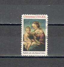 USA 1505 - NATALE PITTURA 1983 - MAZZETTA DI  25- VEDI FOTO