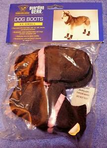 Dog Boots - Guardian Gear Pet Dog Boots - PINK--XX Small NEW
