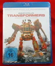 Recyclo Transformers - Angriff der Balangs - Blu-Ray - 2013 - NEU