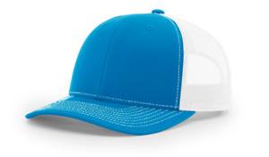 Richardson 112 Trucker Ball Cap Meshback Hat Snapback Cap Trucker Hat Cap - OSFM