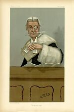 LAWYER JUDGE JUSTICE ARTHUR MOSELEY CHANNELL AT HIS BENCH GOVERNMENT LAW JUDGE