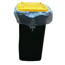 240L Wheelie Bin Biodegradable Bin Liner 240 Litre Rubbish Bag | 20 Waste Bags