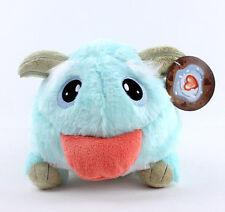 New League Of Legends Peluche Poro Plush Doll LOL Blue Poro Plush Toy Gift