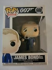 Funko Pop! James Bond 688 Signed Daniel Craig W/COA