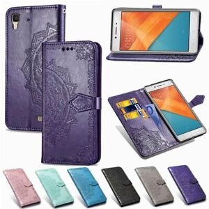 For Oppo F17 Pro F9 Realme 3 Pro R7 R17 Magnetic Flip Leather Wallet Card Cover