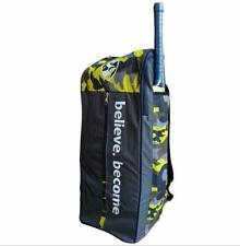 Sg Savage X2 Cricket Kit Bag, Camo/Grey/Yellow Ideal for: Boys, Men,Girls, Women