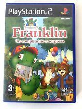 Franklin Un Compleanno A Sorpresa PS2 - Playstation 2