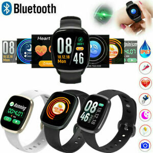 Touch Screen Bluetooth Smart Watch Fitness Tracker for Samsung HTC LG Alcatel