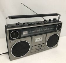 Vintage Sanyo M9930 Old School Getto Blaster Stereo Boombox