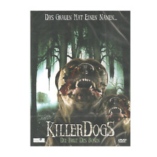 DVD KILLERDOGS NEU & OVP TOTAL UNCUT The Bone Yard 1991