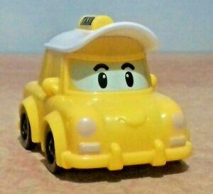 Figurine Robocar Poly Cap Taxi collection