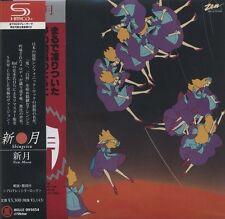SHINGETSU New Moon (1979) Japan Mini LP SHM-CD BELLE-091654 1st Press