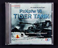 Tamiya - Panzer VI Tiger Tank Interactive CD-Rom - Cassell & Co