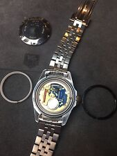 Custom Movement Holder Spacer Ring: Tag Heuer 1000 Professional