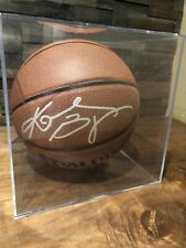 Kobe Bryant Signed Autographed Basketball Spalding w/ COA Los Angeles Lakers