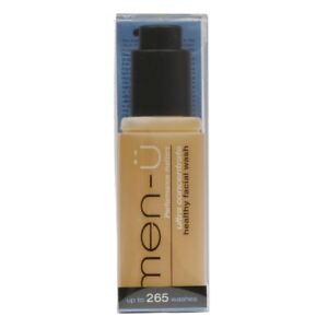 men-u ultra concentrated Healthy Mens Facial Wash 100ml UK STOCKIST