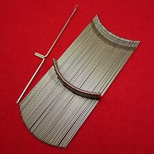 50 aiguilles pour silver-reed sk280/840 + Empisal-Knitmaster 323 360 tricot machines