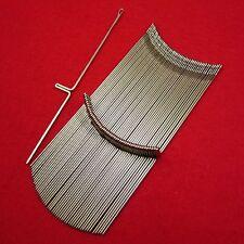 50 Nadeln für Silver-Reed SK280/840 + Empisal-Knitmaster 323 360 Strickmaschinen