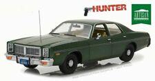 Greenlight 1/18 HUNTER TV SHOW 1977 Dodge Monaco (Undercover) Police Car 19045