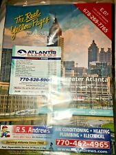 The Real Yellow Pages 2020 ATLANTA GEORGIA - BRAND NEW