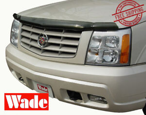 Bug Shield for a 2002 - 2006 Cadillac Escalade EXT