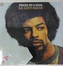 Pieces Of A Man Gil Scott-Heron Vinyl LP