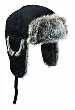 Dickies Mens Workwear Trapper Hat Black Ha8001b