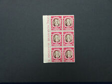 STAMPS VATICAN CITY 1946 COUNCIL OF TREAT BLOCK OF 10   RED 10   MINT MNH