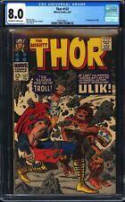 Thor 137 CGC 8.0