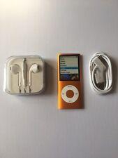 Apple iPod nano 4th Generation Orange (16GB) new