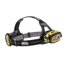 Petzl 2018 DUO Z2 Waterproof Headlamp 430 lumens Hazmat Rated ATEX 4AA Batteries