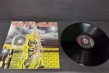 Iron Maiden – Iron Maiden - UK - 1980 - EMC 3330